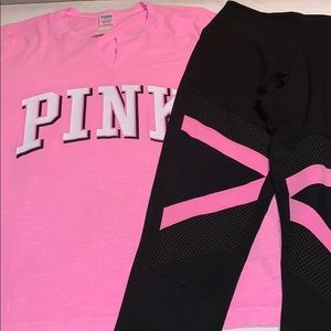Pink L Outfit